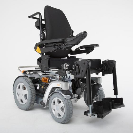 Invacare Elektrorollstuhl Storm4 X-Plore mit Sitzlift