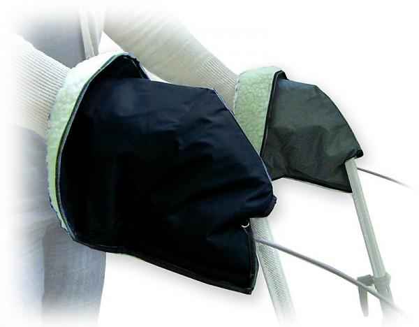 MPB Handschuhe - Handschuhpaar für Rollatoren und Rollstühle